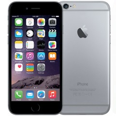 Brand New Apple Iphone 6 32GB 4G LTE Smartphone - Space Grey + 12MTH APPLE WTY